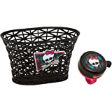 Bell Girl's Monster High Freaky Chic Basket with Bell
