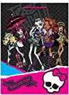 Monster High Jumbo Gift Bag Black Party Accessory