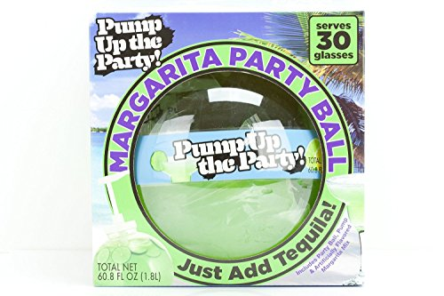 Magarita Party Ball Premium Mix W/ Reusable Pump & Mini Keg Dispenser Serves 30