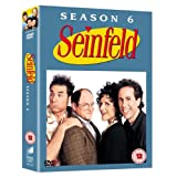 Seinfeld - Season 6 (4 discs) [DVD] [1994] [2005]by Jerry Seinfeld
