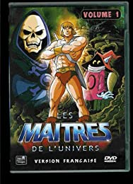 Les Maitres De L'univers Vol.1 (5épisodes)