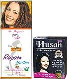 Dr. Thapar's Rupam Hair Tonic & Husan Herbal Hair Mask