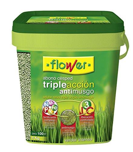 flower-10733-abono-cesped-triple-accion-antimusgo-4-kg