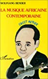 img - for La musique africaine contemporaine book / textbook / text book