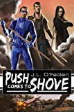 img - for Push Comes to Shove (No More Heroes) book / textbook / text book