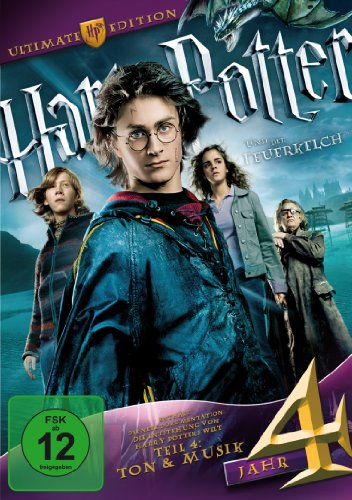 Harry Potter und der Feuerkelch (Ultimate Edition) [3 DVDs]