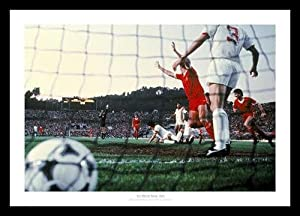 Liverpool Fc 1984 European Cup Final Classic Photo