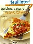 Les bonnes saveurs - Quiches, cakes e...