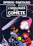 Spirou, tome 36 : L'horloger de la comte