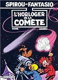 """Afficher """"Spirou et Fantasio n° 36 L'Horloger de la comète"""""""