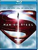 Man of Steel (Blu-ray+DVD+UltraViolet Combo Pack) $9.99