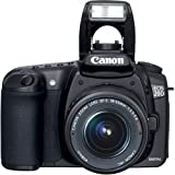 Canon EOS 20D DSLR Camera with EF-S 18-55mm f/3.5-5.6 Lens (OLD MODEL)