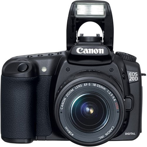 Canon EOS 20D (with 18-55mm Lens)