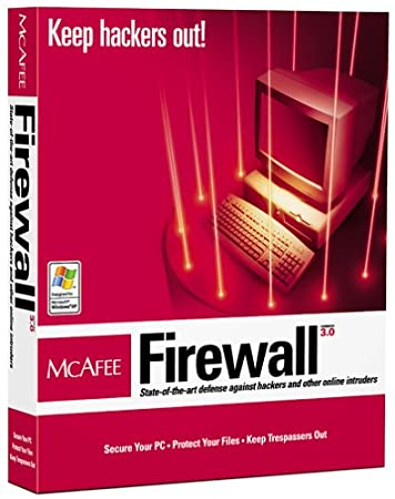 McAfee Firewall 3.0 Upgrade