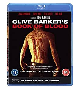 amazoncom clive barkerbook of blood movies amp tv