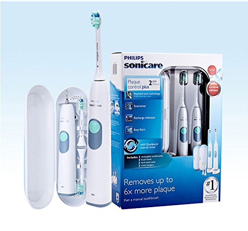 philips-sonicare-plaque-control-plus-rechargeable-toothbrush-hx6254-81-twin-pack-2-rechargeable-toot
