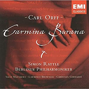 Carmina Burana - Silvesterkonzert