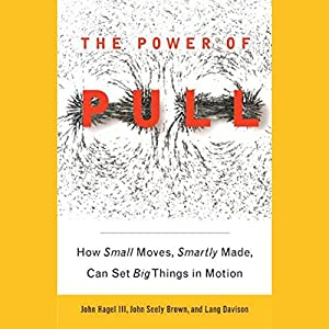 The Power of Pull Audiobook