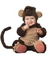 InCharacter Infant Monkey Costume