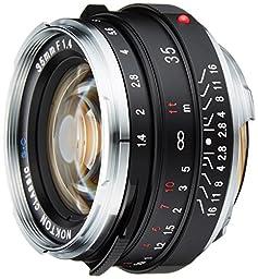 COSINA VoightLander NOKTON classic 35mm F1.4 SC (single coating) - International version, No warranty