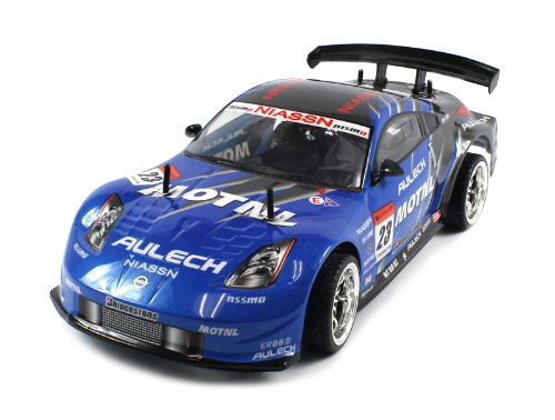 Hot Deal Nissan 350Z Electric RC Car 1:10 CT Speed Racing 10+MPH RTR (Colors May Vary)  Best Offer