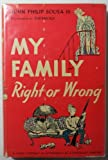 My Family, Right or Wrong