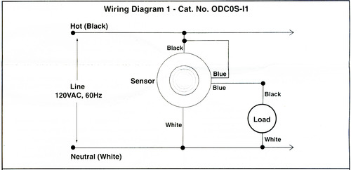 51A0KhhmezL occupancy sensor wiring diagram occupancy sensor control diagram ceiling occupancy sensor wiring diagram at bayanpartner.co