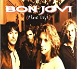 Disco de Bon Jovi - These Days: Special Edition (Anverso)