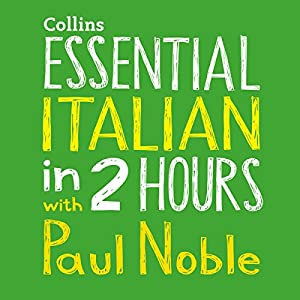Essential Italian in Two Hours Speech