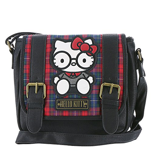Loungefly-Hello-Kitty-Plaid-Crossbody-Bag