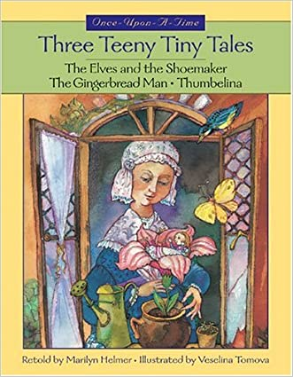 Three Teeny Tiny Tales (Once-Upon-a-Time)