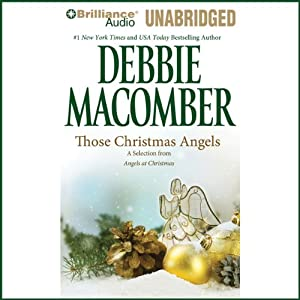 Those Christmas Angels: A Selection from Angels at Christmas Audiobook