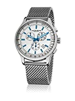 Akribos XXIV Reloj con movimiento cuarzo suizo Man AK625SS 42.5 mm