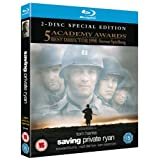 Saving Private Ryan - 2 Disc Special Edition [Blu-ray] [1998] [Region Free]by Tom Hanks