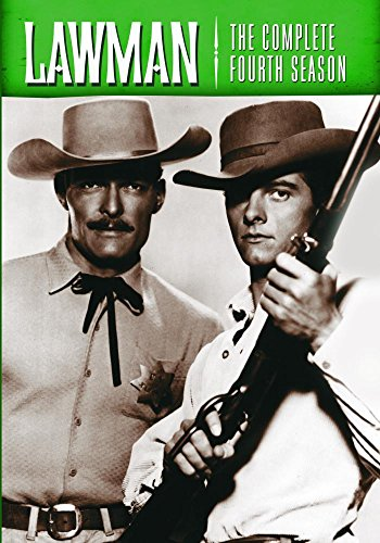 DVD : Lawman: The Complete Fourth Season (5 Discos)