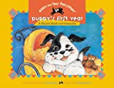 Puppy's First Year: A Record Book and Keepsake (Abby and Tess Pet-Sitters)
