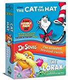 Dr Seuss: The Cat In The Hat/Lorax [DVD]