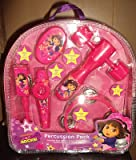 Dora Rocks Percussion Pack