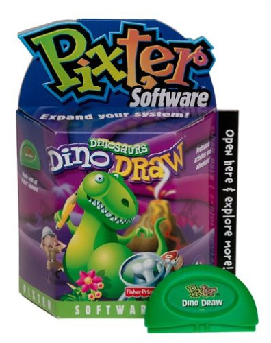 Dino Draw Pixter Software Dinosaurs
