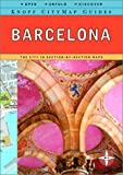 Barcelona (Citymap Guide) (0375709525) by Knopf Guides
