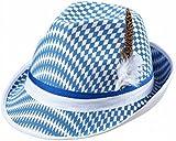 Widmann - Sombrero para disfraz de adulto Policía (0062B)