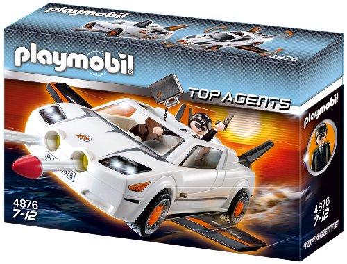 PLAYMOBIL 4876 - Agenten Super-Racer