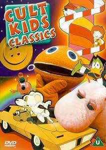 Cult Kids Classics [1977]  (Including Rainbow, Button Moon, Dangermouse) [DVD]