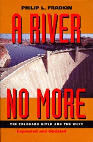Image for A River No More: The Colorado River and the West