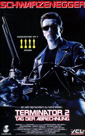 Terminator 2 - Tag der Abrechnung [VHS]