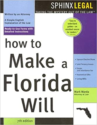 How to Make a Florida Will (Legal Survival Guides)