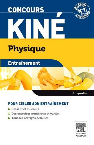 Concours kiné Physique Entraînement