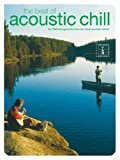Various The Best of Acoustic Chill-Full Tab arrangements-Music Book