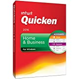 Quicken Home & Business 2016 Personal Finance & Budgeting Software