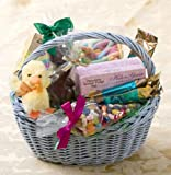 Easter Basket, 2 lbs., Chocolate and Candy Delights